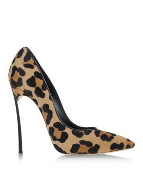 Heel Leopard Party Shoes S5MA0408LF