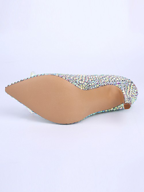Cone Heel Shoes S5MA04113LF