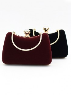 Velvet Evening/Party Handbags