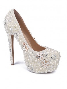Heel Wedding Shoes S5MA0435LF