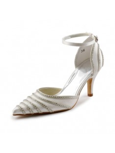 Heel Pumps Wedding Shoes S23732