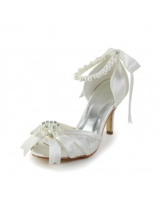 Heel Sandals Dance Shoes Pearl S583907
