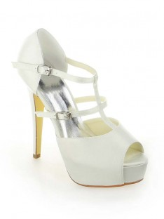 Platform Heel Wedding Shoes SW115201301I