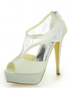 Heel Platform Wedding Shoes SW1201311I